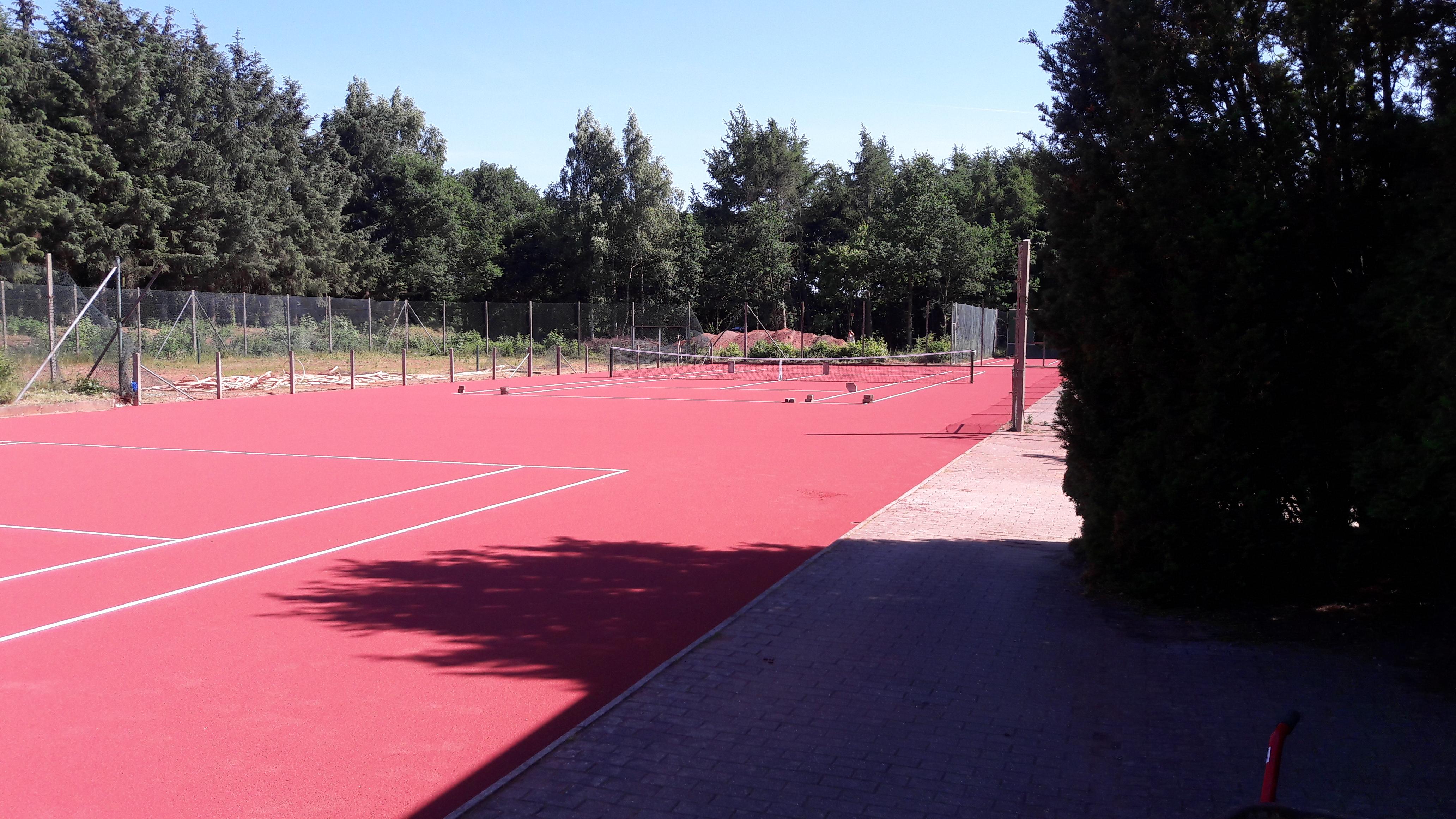 Platz 1 Tennis-Force