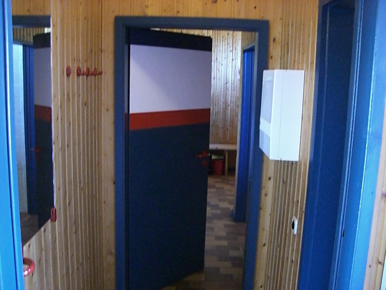 Eingang Umkleide